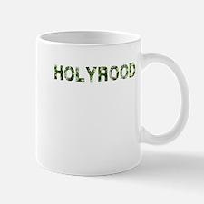 Holyrood, Vintage Camo, Mug