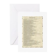 95theses Greeting Cards