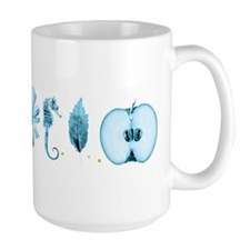Fringe Glyphs Mug