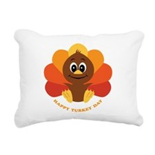 baby_turkey2.png Rectangular Canvas Pillow