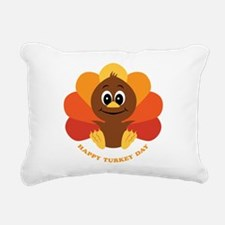 baby_turkey2.png Rectangular Canvas Pillow