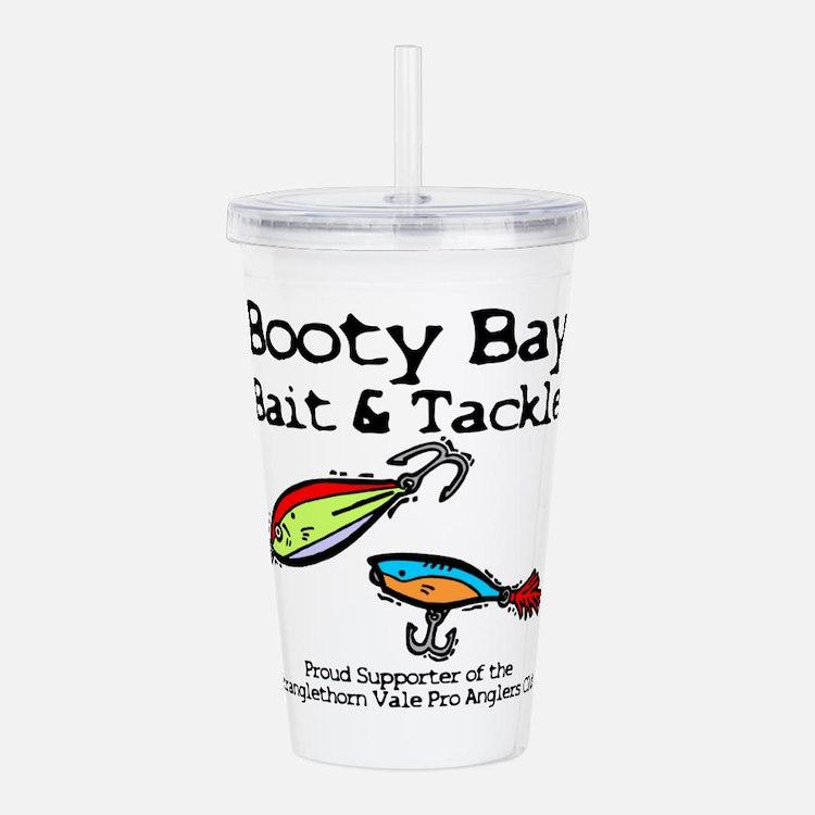 Booty Bay Bait & Tackl Acrylic Double-Wall Tum