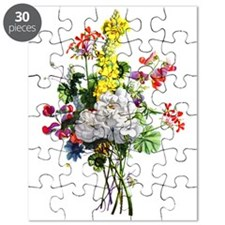 Jean Louis Prevost Bouquet Puzzle