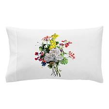 Jean Louis Prevost Bouquet Pillow Case