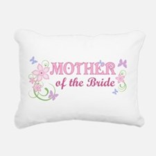 Mother of the Bride [f/b] Rectangular Canvas Pillo