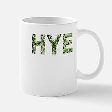 Hye, Vintage Camo, Mug