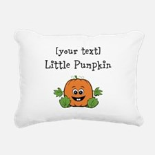 [Personalize] Little Pumpkin Rectangular Canvas Pi