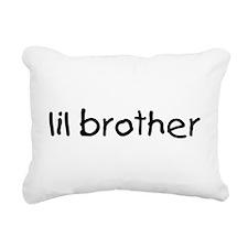 lil_bro.png Rectangular Canvas Pillow