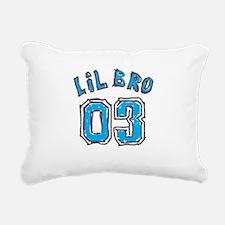 lil_bro_03.png Rectangular Canvas Pillow