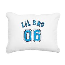 lil_bro_06.png Rectangular Canvas Pillow