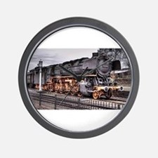 Vintage Locomotive Steam Train Wall Clock