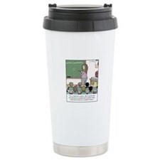 Cute Grammar school teacher Travel Mug