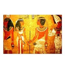 Cool Egyptian Art Postcards (Package of 8)