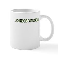 Jonesborough, Vintage Camo, Mug