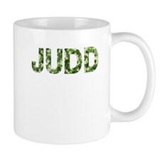 Judd, Vintage Camo, Mug
