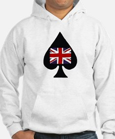 United Kingdom Poker Hoodie