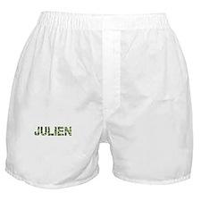 Julien, Vintage Camo, Boxer Shorts