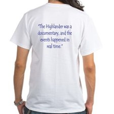 AQUA TEEN HUNGER FORCE QUOTE Shirt