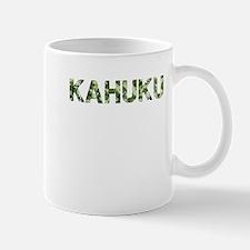 Kahuku, Vintage Camo, Mug