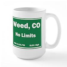Welcom To Weed, Colorado! Mug