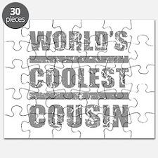 World's Coolest Cousin Puzzle