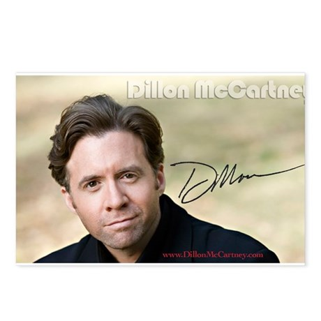 Dillon McCartney Merchandise Postcards (Package of
