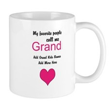 Grandma Personalized Mug