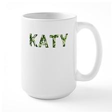 Katy, Vintage Camo, Mug