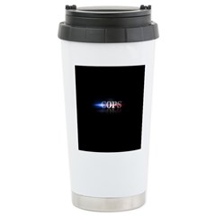 New COPS Logo Travel Mug