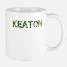 Keaton, Vintage Camo, Mug