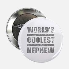 "World's Coolest Nephew 2.25"" Button"