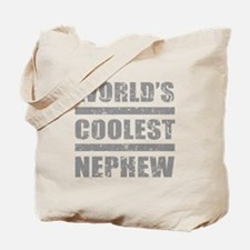 World's Coolest Nephew Tote Bag