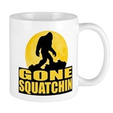 Gone Squatchin - Bark at the Moon Mug