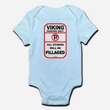 Viking Parking Only Body Suit