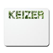 Keizer, Vintage Camo, Mousepad
