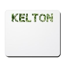 Kelton, Vintage Camo, Mousepad
