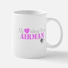 My 3 belongs to an Airman Mug