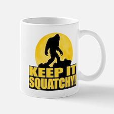 Keep It Squatchy! - Bark at the Moon Mug