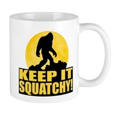 Keep It Squatchy! - Bark at the Moon Mug