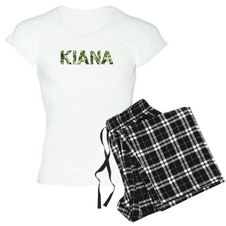 Kiana, Vintage Camo, Women's Light Pajamas