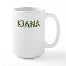Kiana, Vintage Camo, Mug