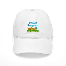 Police Sergeant Extraordinaire Cap