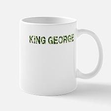 King George, Vintage Camo, Mug