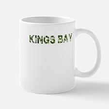 Kings Bay, Vintage Camo, Mug