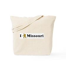 Hike Missouri Tote Bag