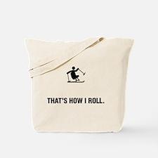 Adaptive Skiing Tote Bag
