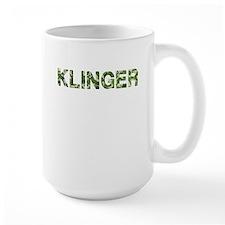 Klinger, Vintage Camo, Mug