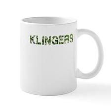 Klingers, Vintage Camo, Mug