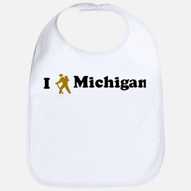 Hike Michigan Bib