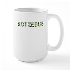 Kotzebue, Vintage Camo, Mug